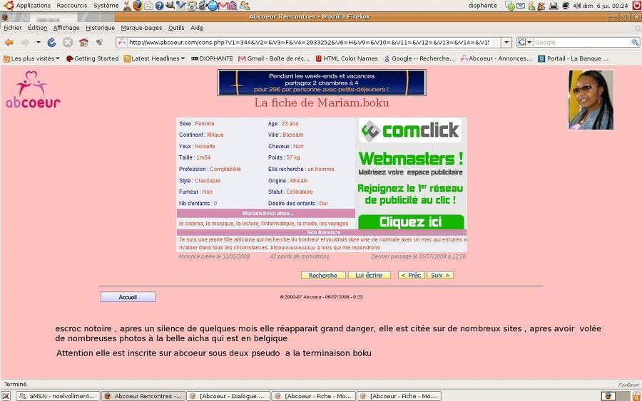 Site De Rencontres Abcoeur